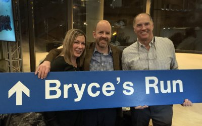 Snowbird Honors Bryce Astle with Ski Run